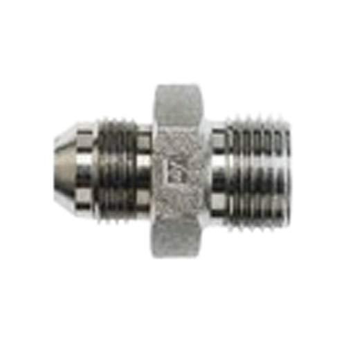 Brennan Industries 7002-16-20 Steel Straight Conversion Adapter Fitting, 1-5/16