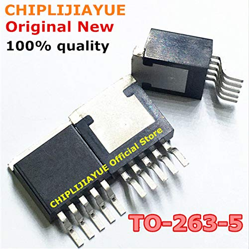 (20piece) 100% New LM2596S-5.0 LM2596SX-5.0 LM2596 TO-263-5 Original IC chip Chipset BGA in Stock