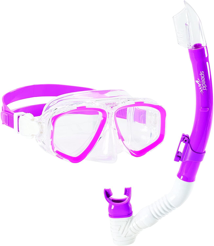 Speedo Junior Recreation Mask Snorkel Set