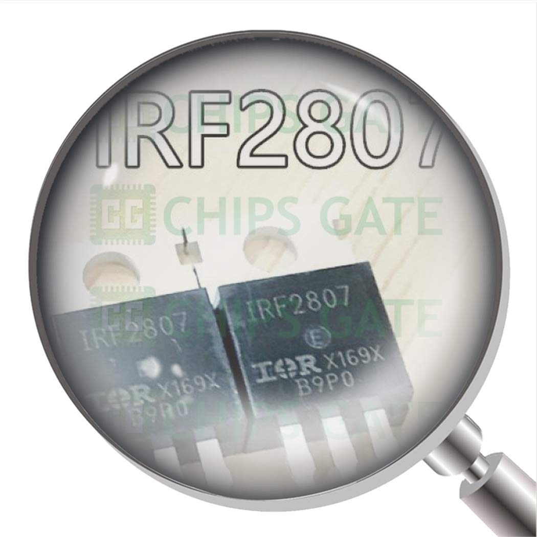 15Pcs Irf2807 IRF2807PBF 75V 82A Mosfet To-220