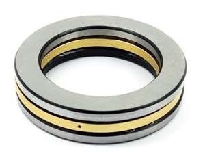 81205M Cylindrical Roller Thrust Bearings Bronze Cage 25x47x15 mm
