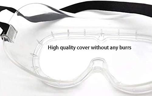 Beautiteeth Medical Protective Eye Glasses Impact Resistant Anti Saliva Fog Safety Glasses Goggles