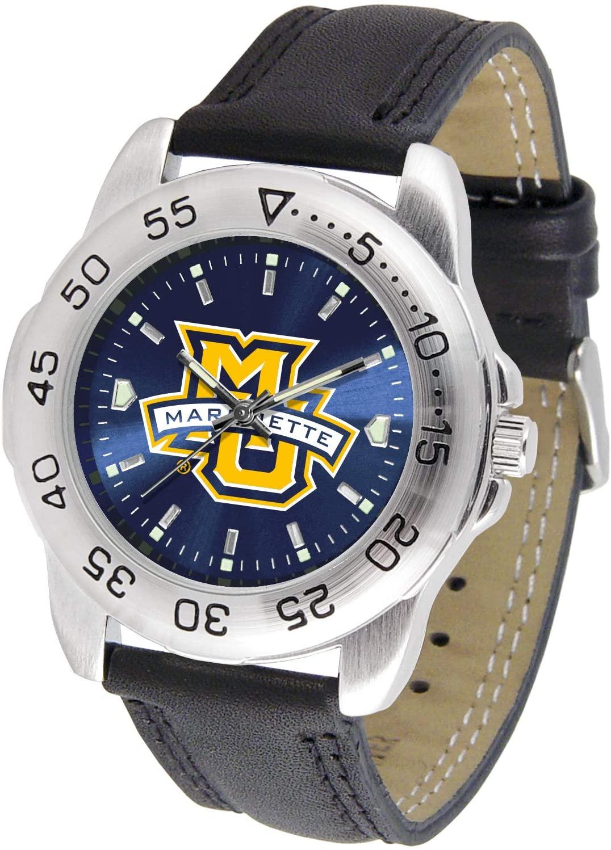 Linkswalker Mens Marquette Golden Eagles Sport Anochrome Watch