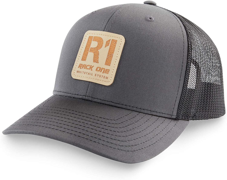 Rack One Whitetail Cap - Richardson 112 Trucker