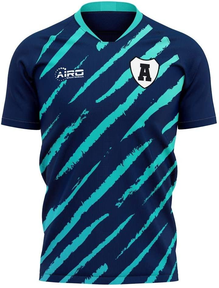 Airosportswear 2020-2021 Ajax 3rd Concept Football Soccer T-Shirt Jersey
