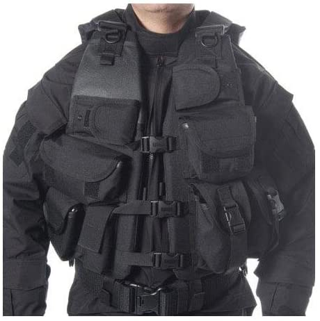 BLACKHAWK Black Tactical Float Vest II