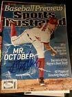 Stephen Strasburg Washington Nationals Sports Illustrated Autograph WS MVP - JSA Certified - Autographed MLB Magazines