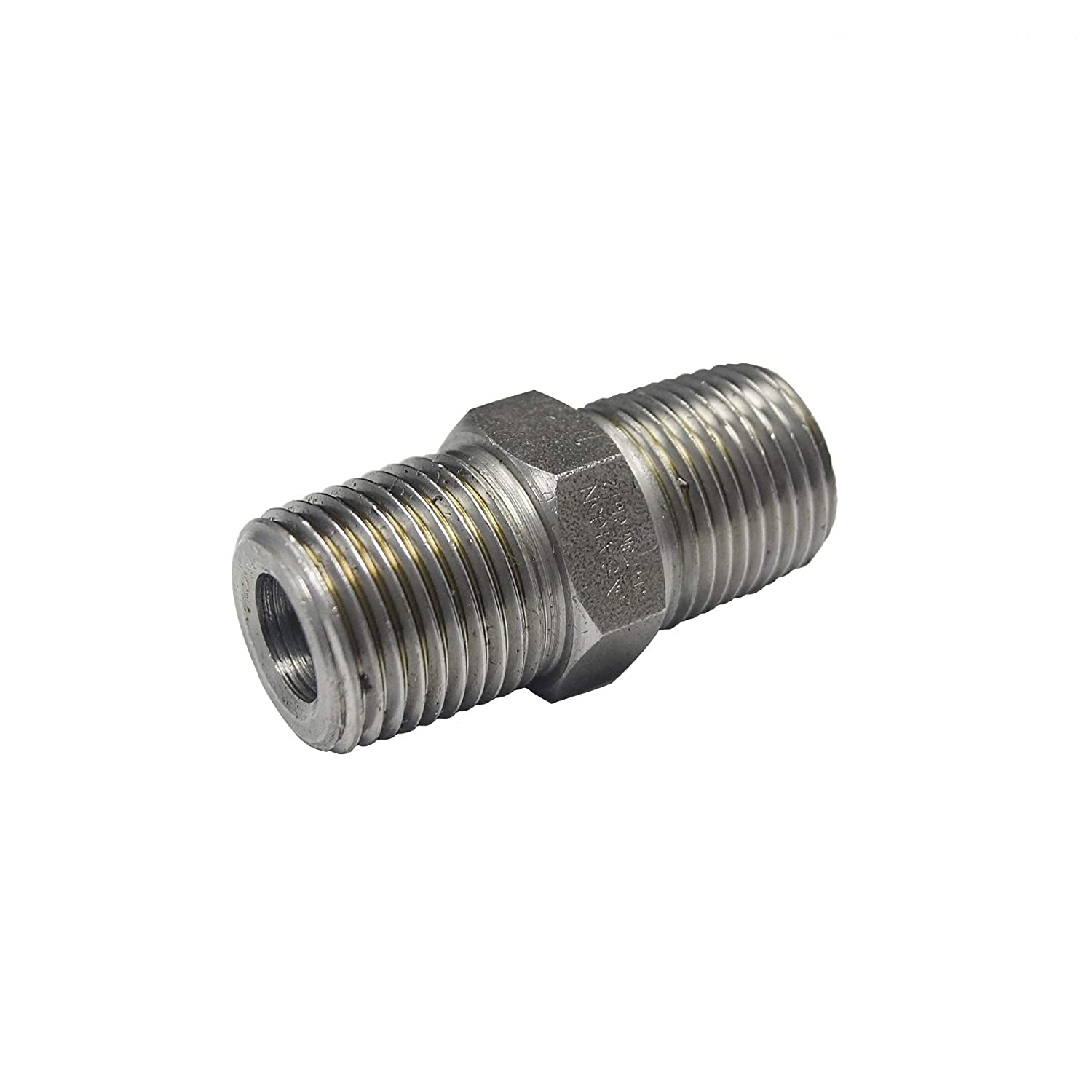 Carbon Steel A105 Forged Pipe Fitting, Hex Nipple, 1/2