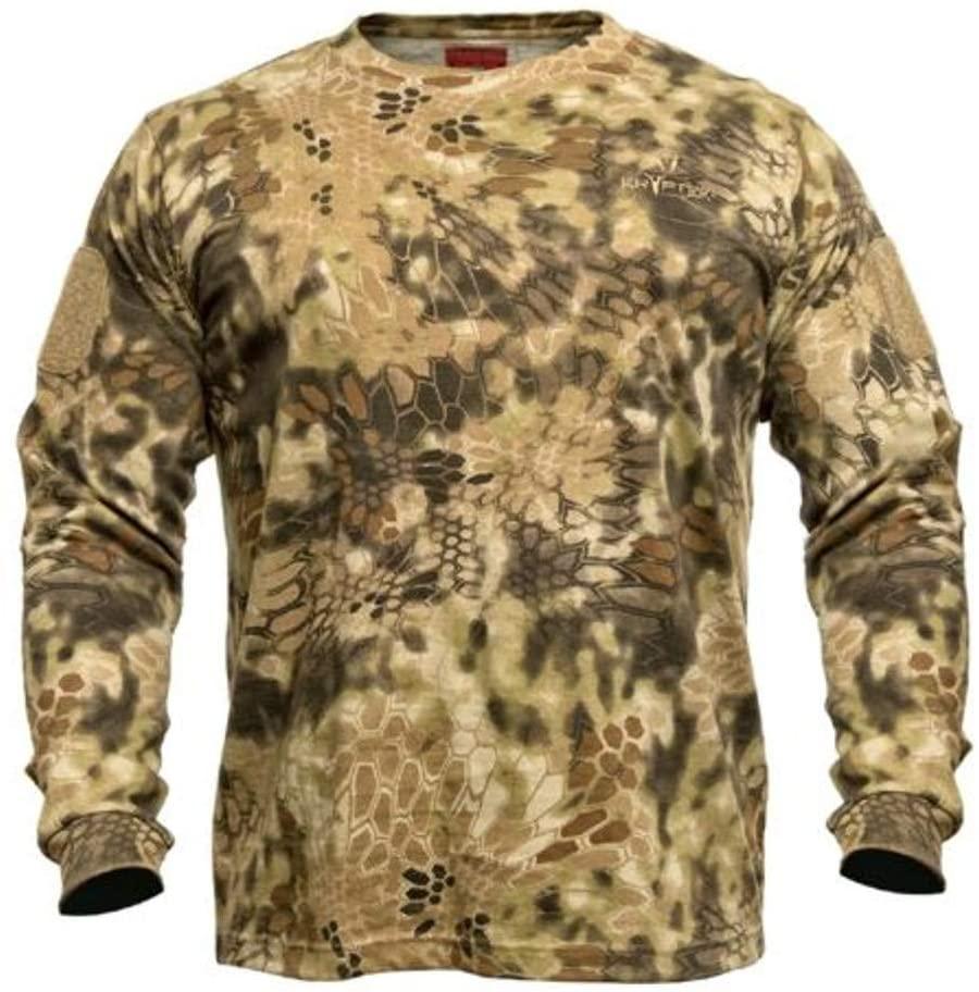 Kryptek Hunting Clothing - Stalker Long Sleeve Tee