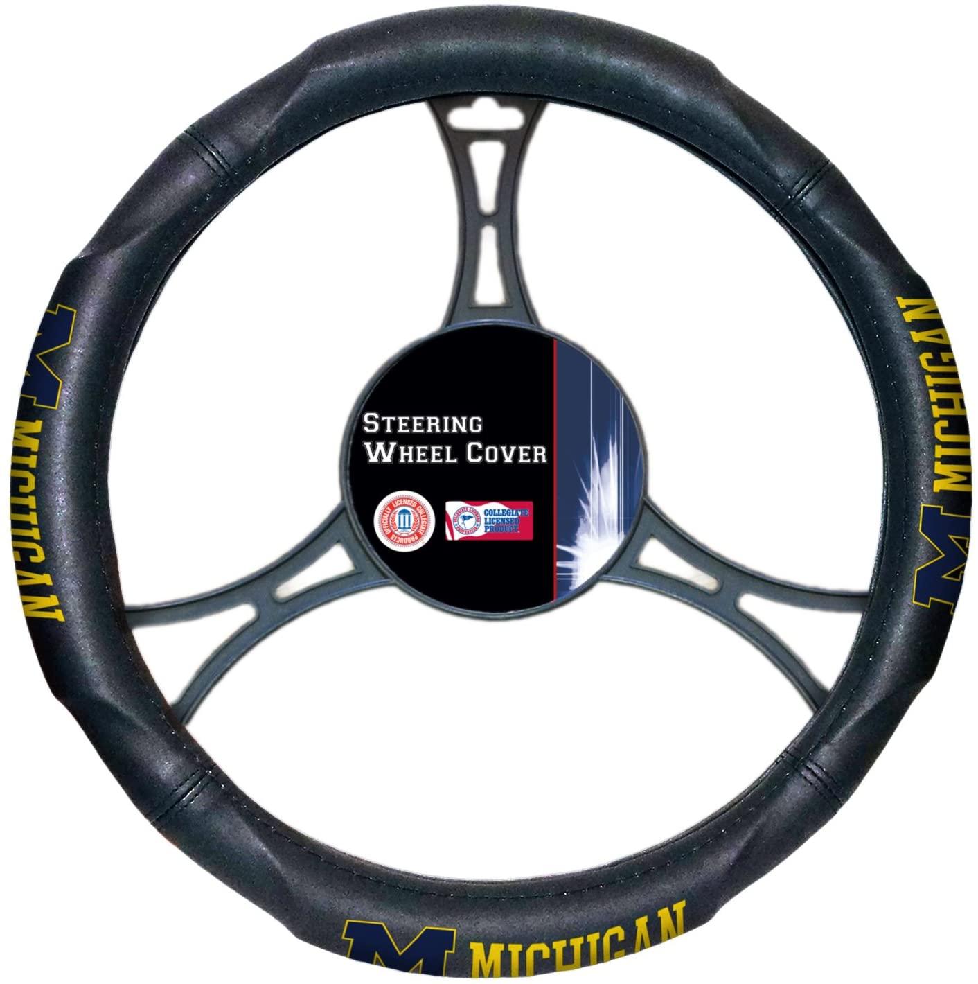 The Northwest Company NCAA Unisex Steering Wheel Cover