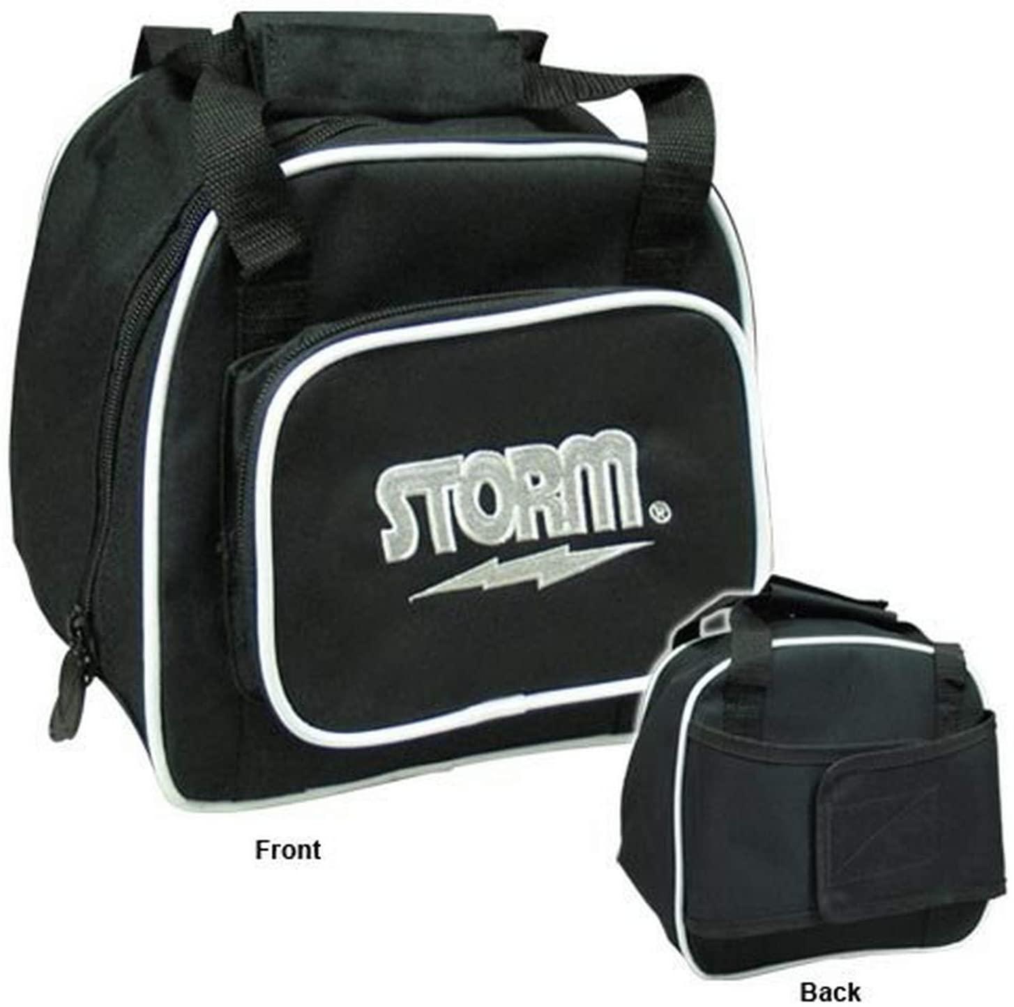 Storm Spare Kit Black Velcro Black/White/Silver