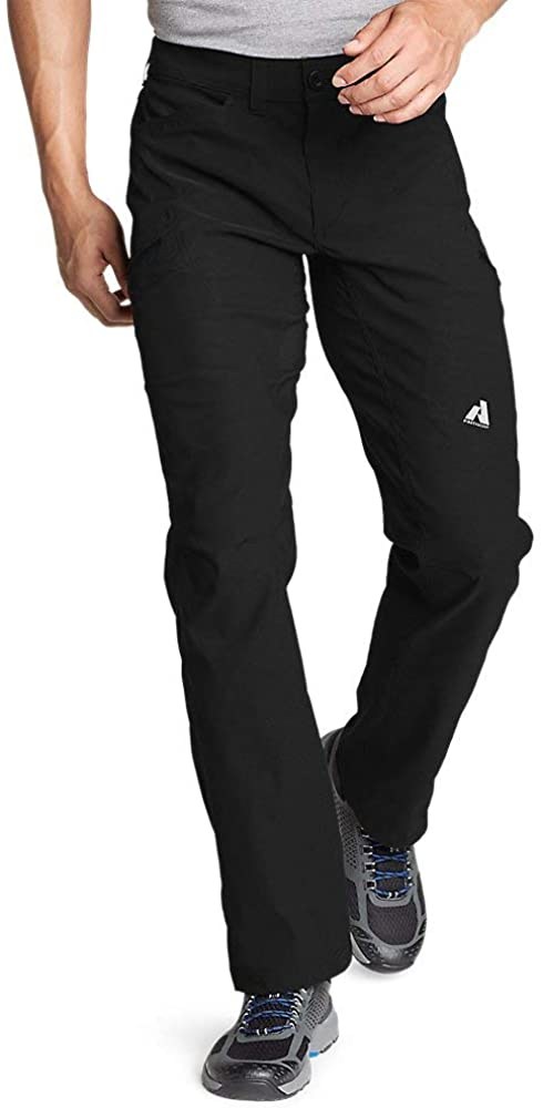 Eddie Bauer Men's Guide Pro Pants, Black Regular 38/36