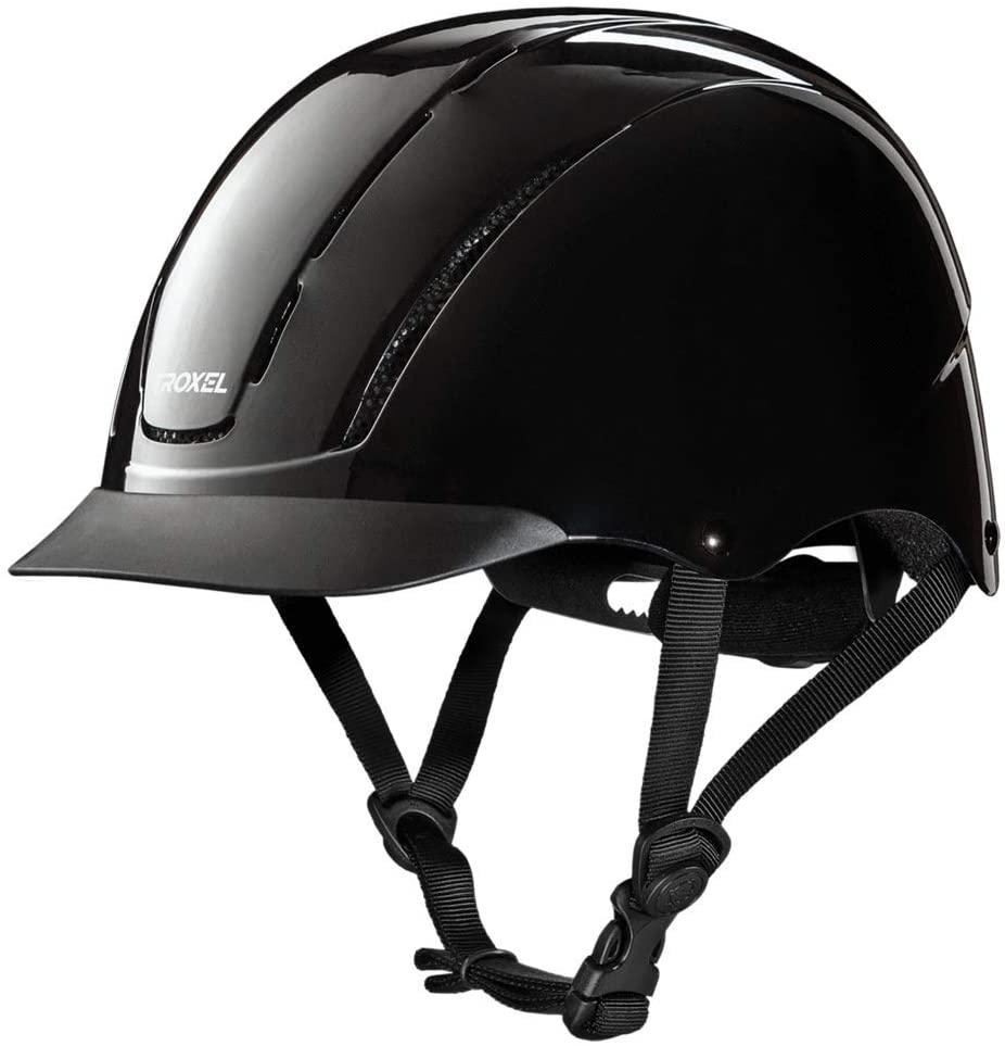 Troxel Spirit Helmet Large - Black (00-046)