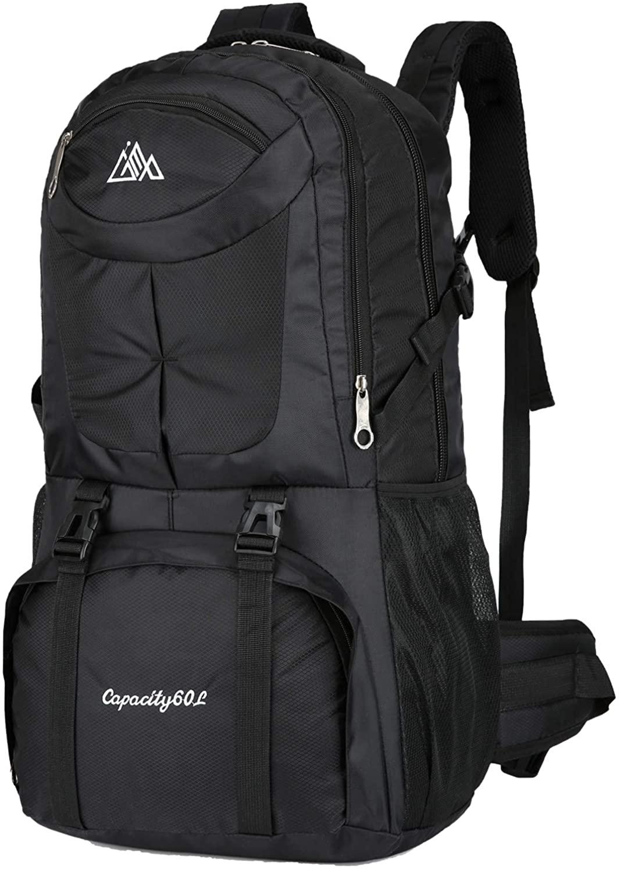 Internal Frame Backpack Hiking Backpack 60L Waterproof Camping Backpack Daypack