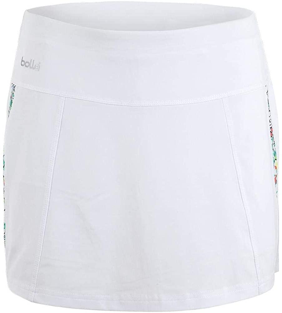 Bolle Women`s Magnolia Tennis Skort White ()