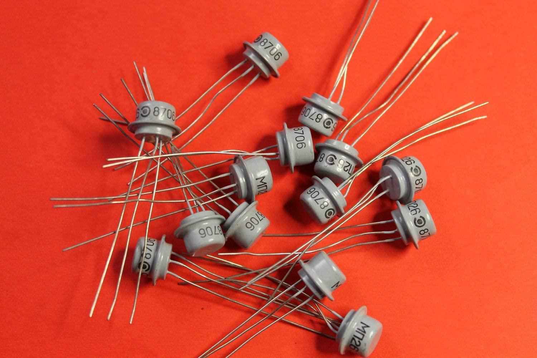 S.U.R. & R Tools Germanium Transistor MP26 analoge OC112 USSR 20 pcs