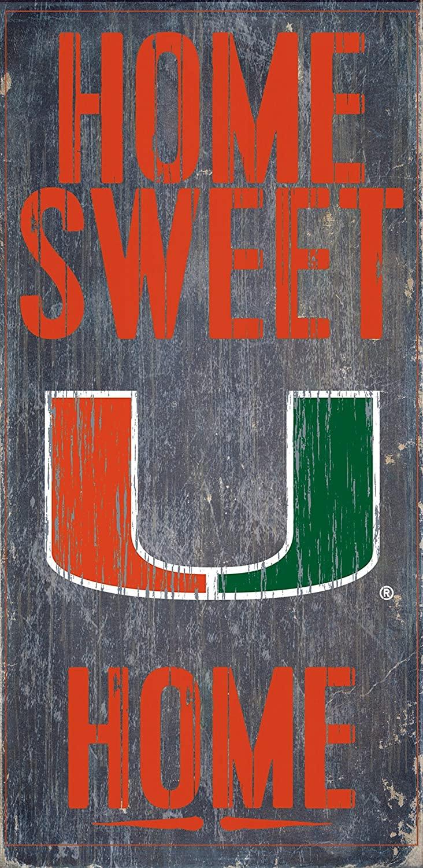 Fan Creations C0653-Miami University of Miami Sweet Home