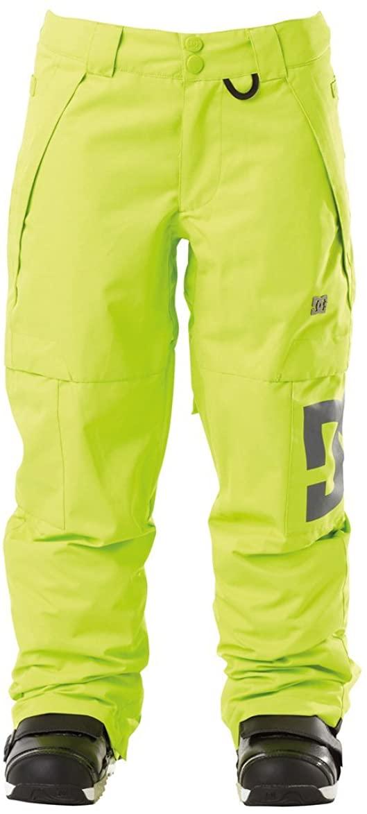 DC Shoes Boys Shoes Banshee K 13 - M - Green Lime M