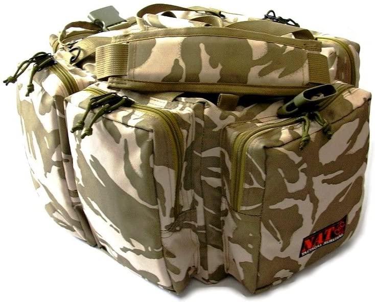 British Camo Range Bag 20