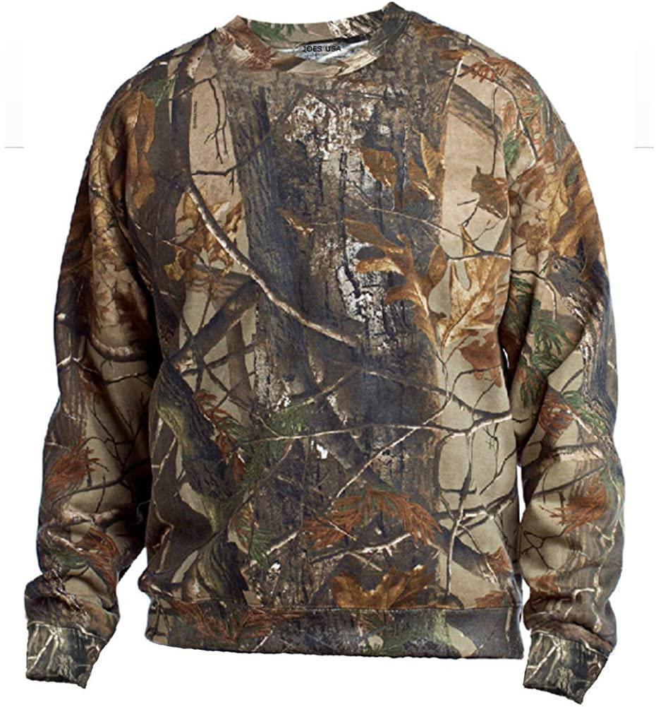 Joe's USA - Realtree Camo Hunting Shirts, Crewnecks and Hoodies