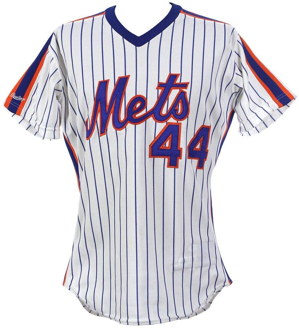 RARE 1988 David Cone Game Used All Star Game Uniform Jersey + Pants Mears A9 COA - MLB Game Used Jerseys