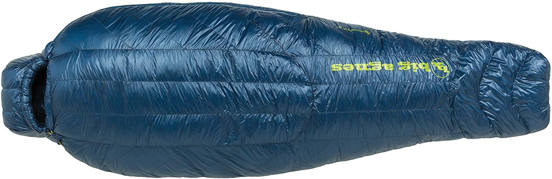 Big Agnes Hitchens UL 20 (850 DownTek) Mummy Sleeping Bag