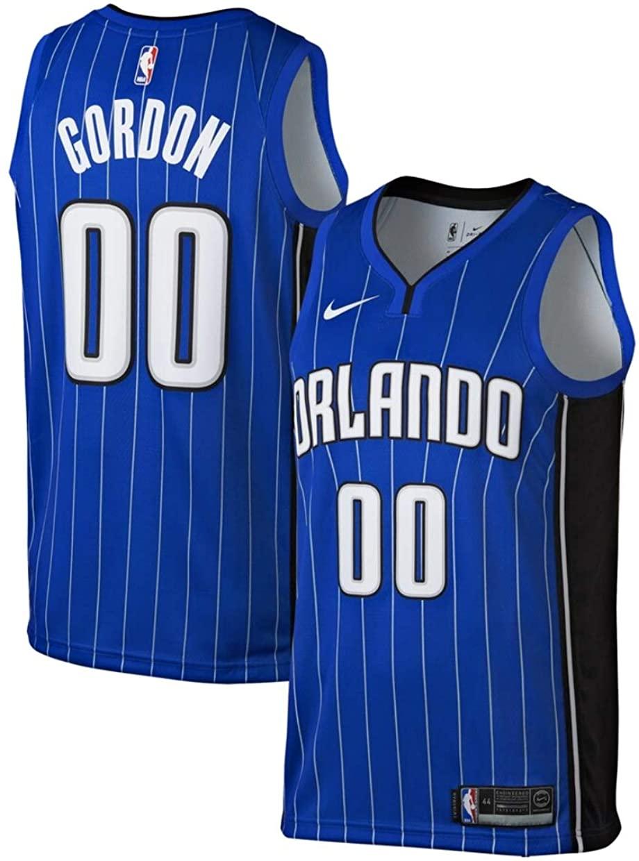 Nike Aaron Gordon Orlando Magic Icon Edition Swingman Jersey - Royal Blue