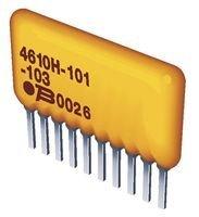 Resistor Networks Arrays 10Pins 220Kohms Bussed