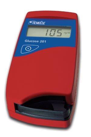 HemoCue 120706-EW2 Glucose 201 Accessories Analyzer