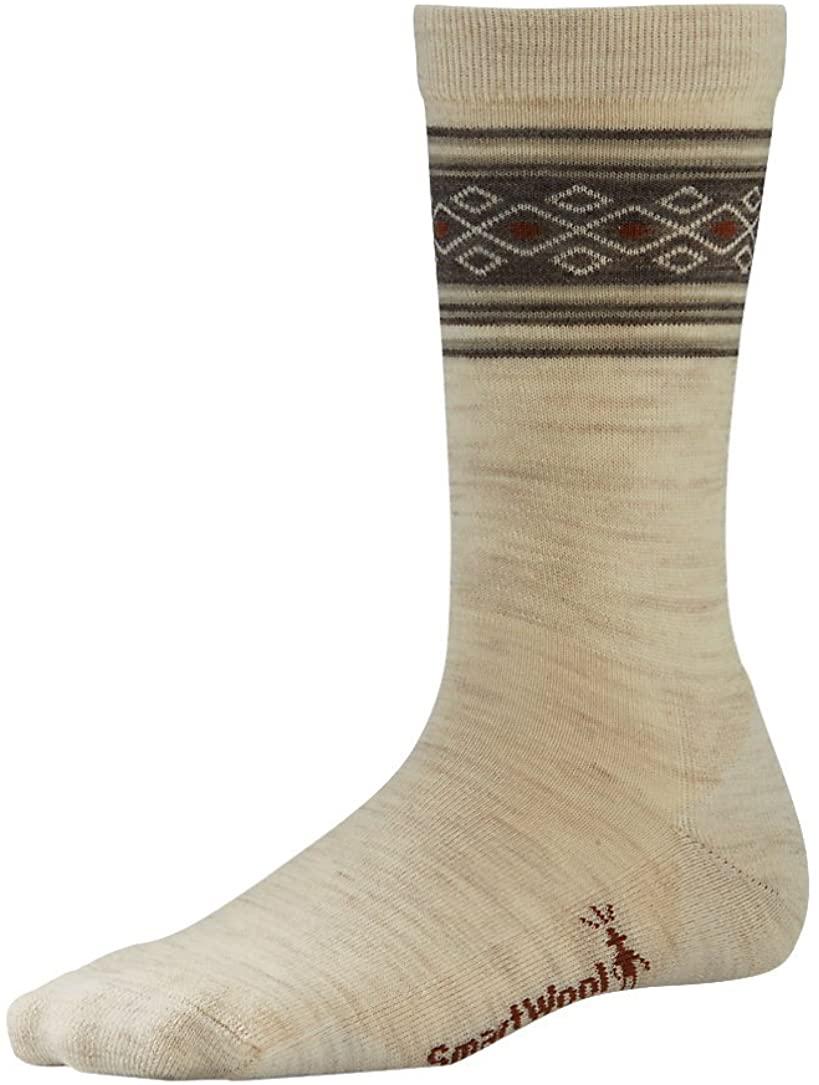 Smartwool Womens Lifestyle Chinchero Socks (Natural Heather) Small