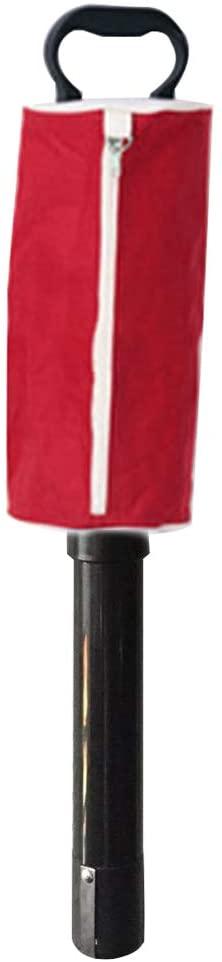 EAPTS Golf Ball Picker Shag Bag Putter Holder Storage Retriever Portable Ball Catcher Collector