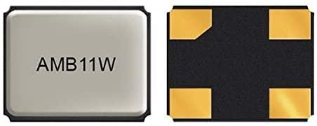 Crystals 33.333MHz 4pF -20C 70C 10ppm - Pack of 50 (ABM11W-33.3330MHZ-4-B1U-T3)