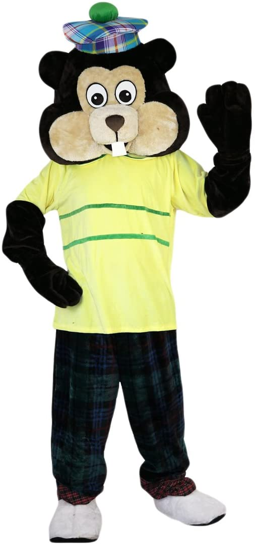 Langteng Gophers Cartoon Mascot Costume Real Picture 15-20days delivery Brand