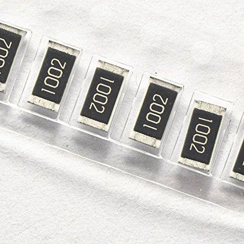 50PCS 2010 SMD Resistor 3.6R resistors 3.6 ohm Tolerance 5% Resistance 3.6ohm SMT chip Resistor 3R6 3/4W