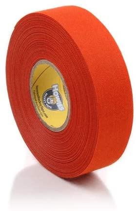 Howies Hockey Stick Tape Premium Colored Orange 1