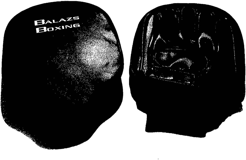 Balazs Pro Leather Focus Mitts