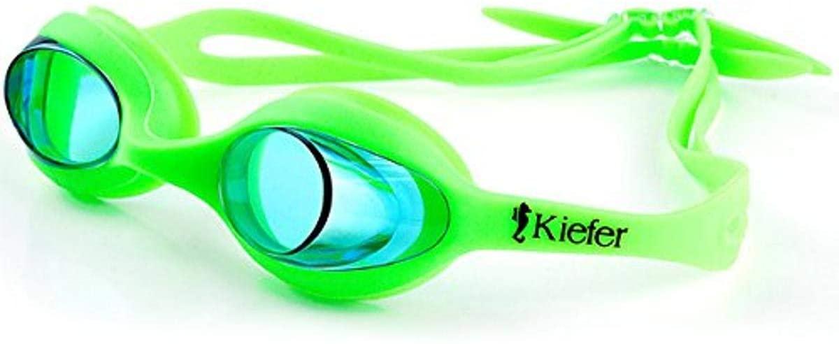 Kiefer Raptor Junior Swim Goggle with Anti-Fog Lens