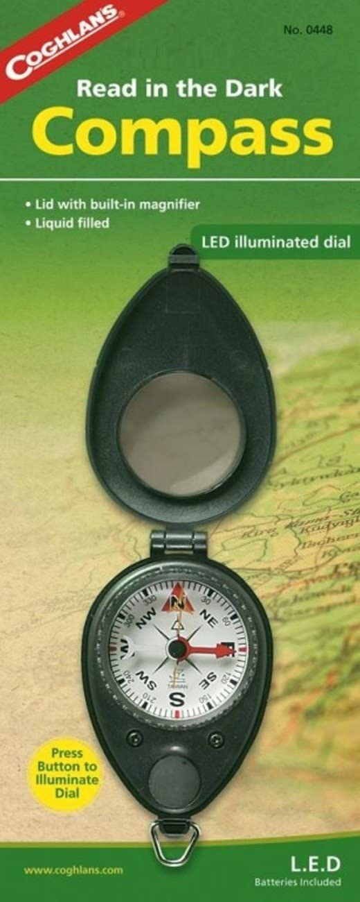 Coghlan's Compass with LED Light