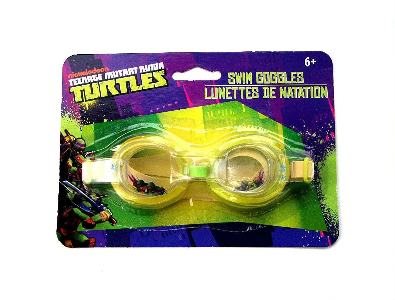 Teenage Mutant Ninja Turtles Swimming Goggle