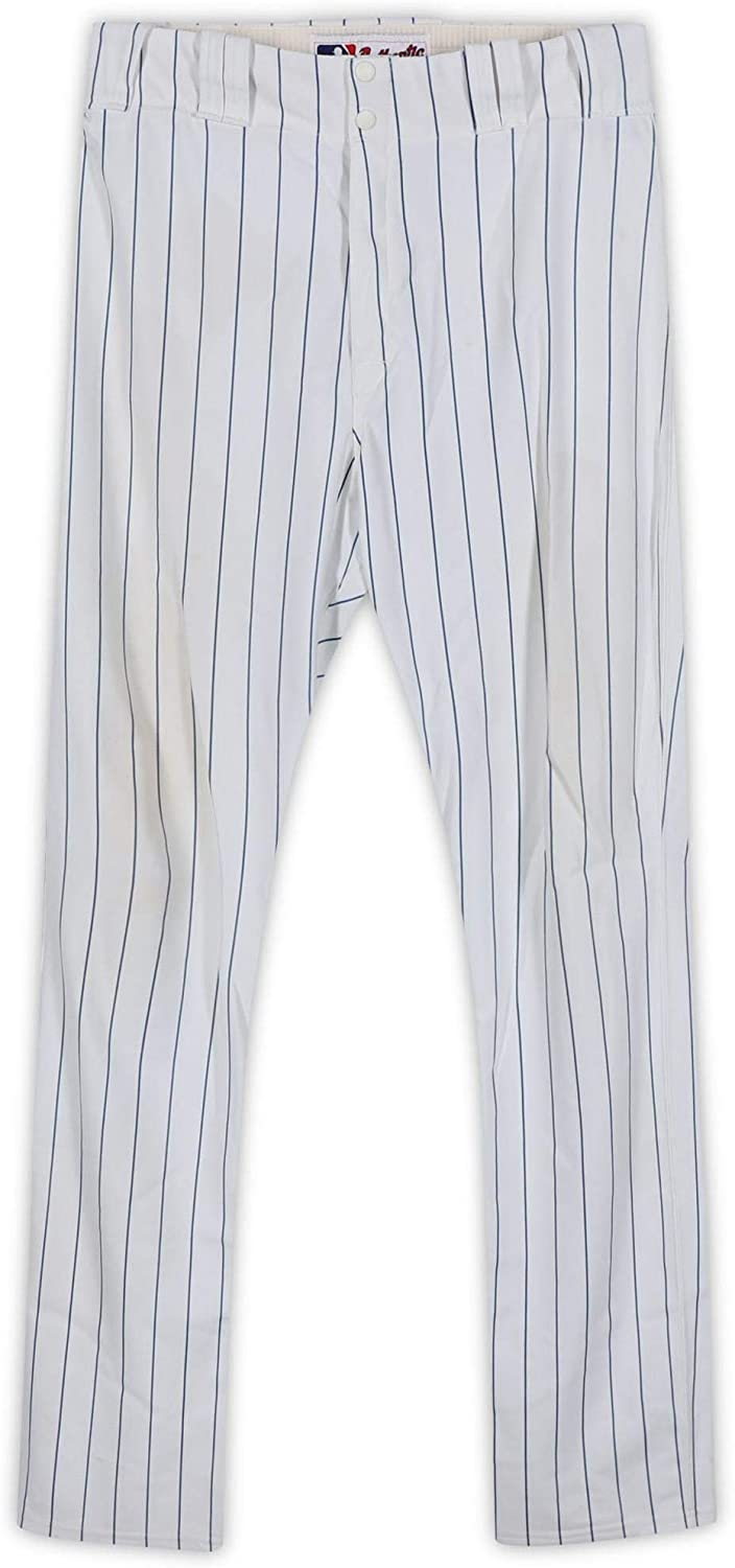 Sean Marshall Chicago Cubs Game-Used White Pants from Spring Training of the 2011 MLB Season - Fanatics Authentic Certified