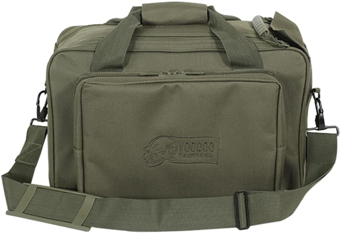 VooDoo Tactical 15-7871001000 Two-in-One Full Size Range Bag