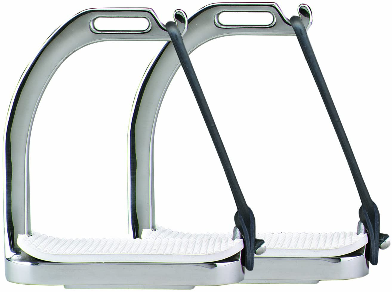 Perri's Ss Fillis Safety Stirrup Iron, Stainless Steel
