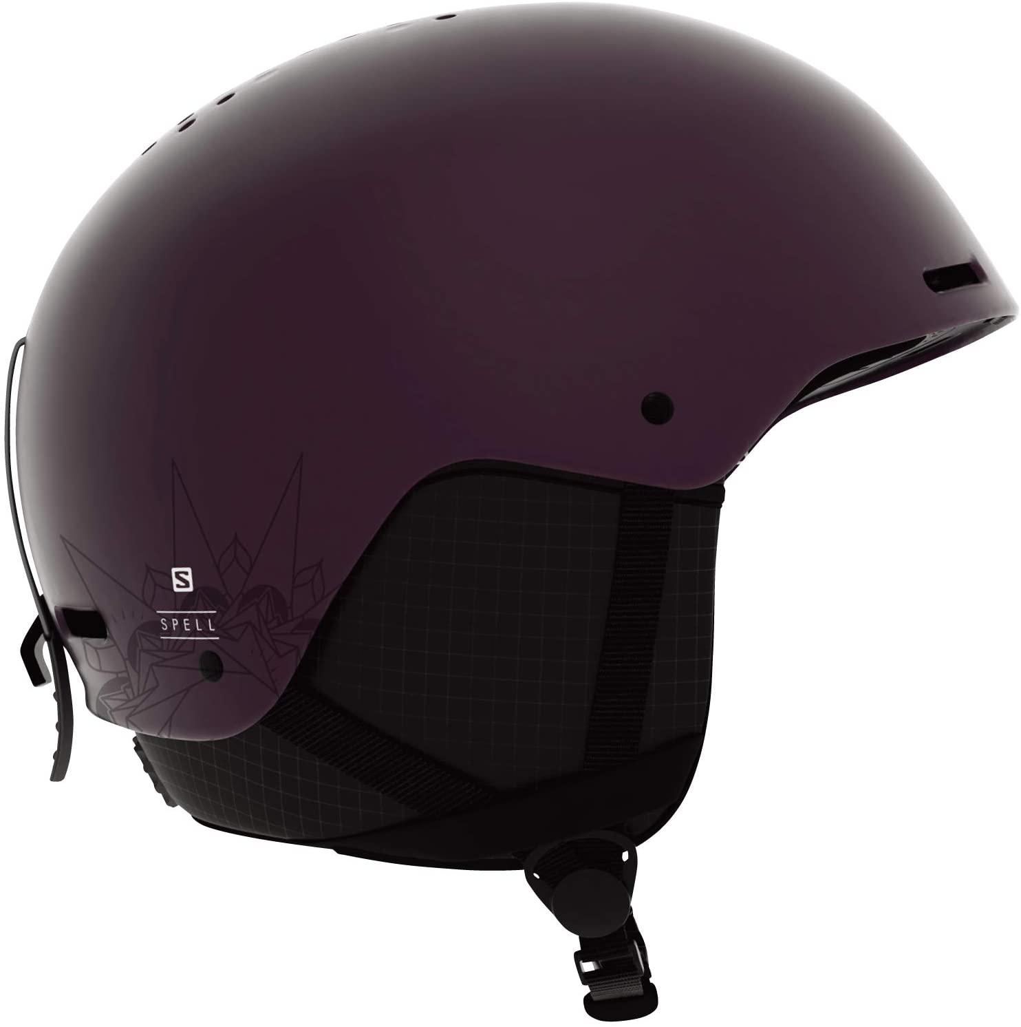 Salomon Spell Helmet, Medium/56-59cm, Fig