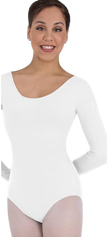 Body Wrappers Classwear Long Sleeve Ballet Cut Leotard