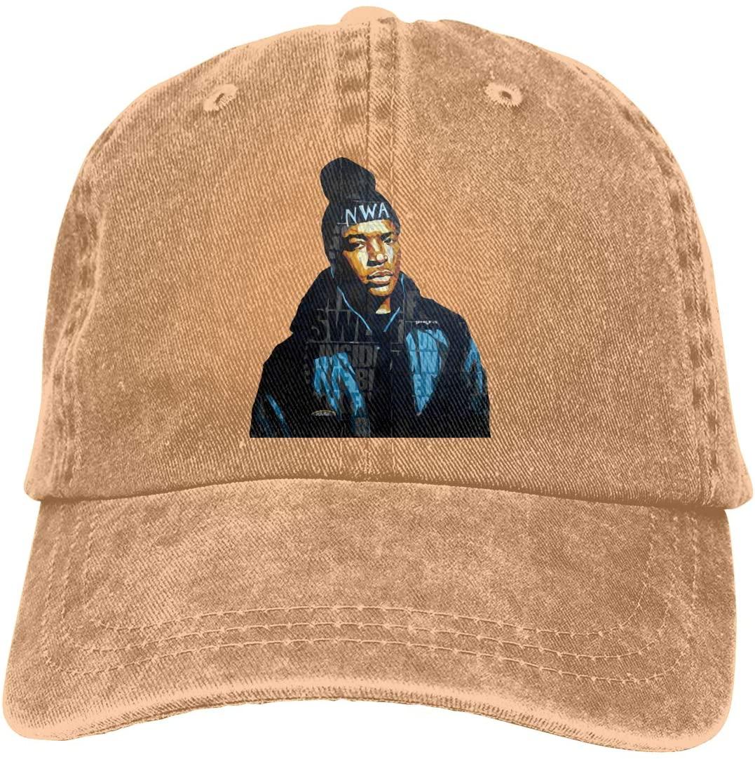 IASIFD Dr-D-r-e Unisex Flex-fit Hat Hip Hop Baseball Cap Sun Hat Outdoor Cap Natural