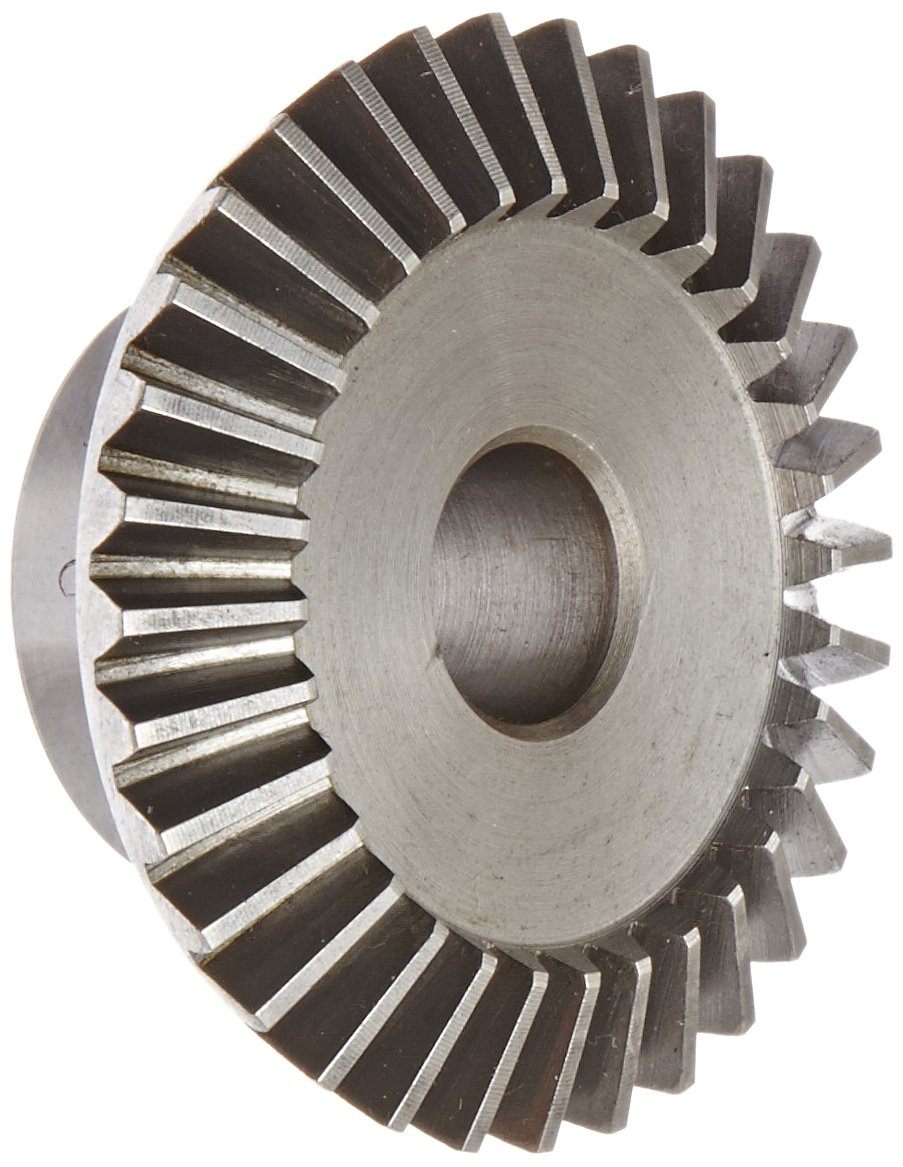 Boston Gear L149Y-G Bevel Gear, 2:1 Ratio, 0.500