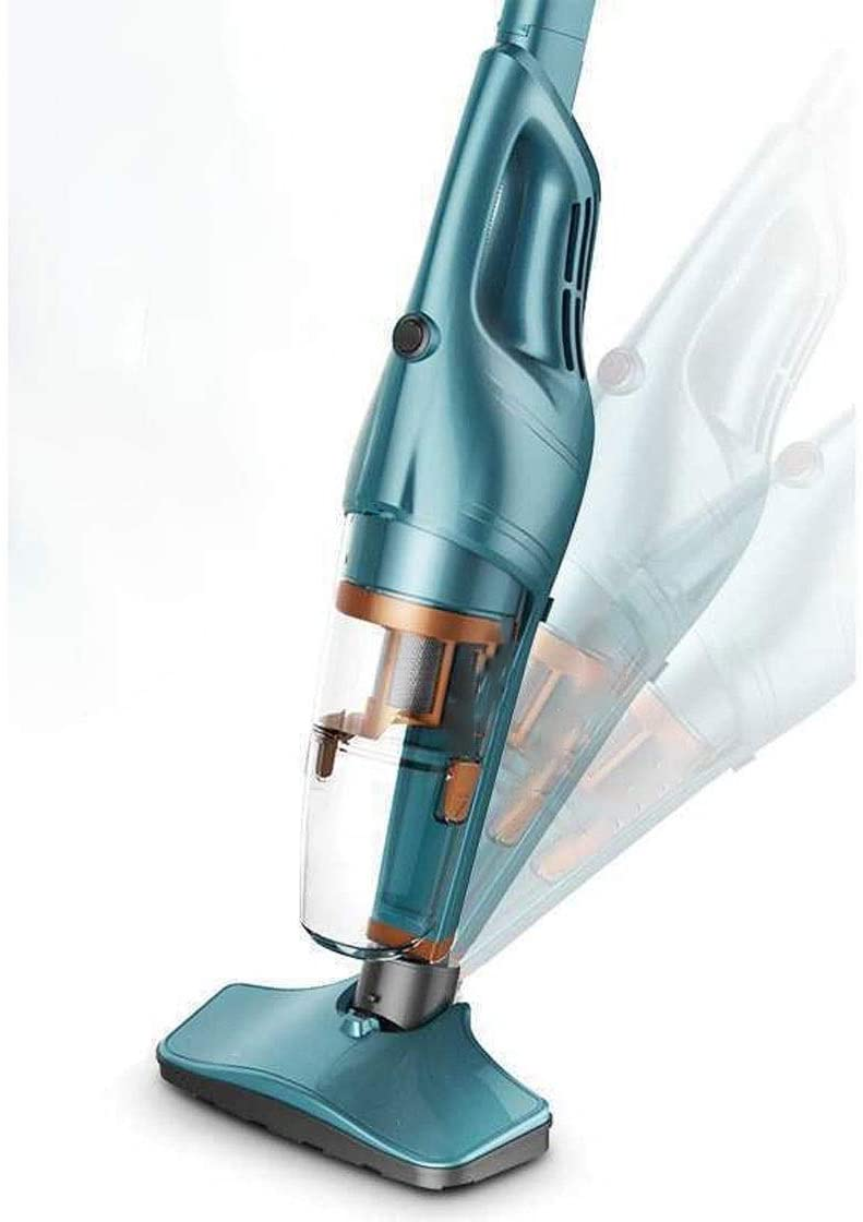 GUAPIHUO Ylijunxcqz Handheld Vacuumr, Powerful Suction Stick and Handheld Lightweight Bagless Large-Capacity Dust Cup Vacuum Ideal for Hard Floor Carpet Pet Hair for Home.
