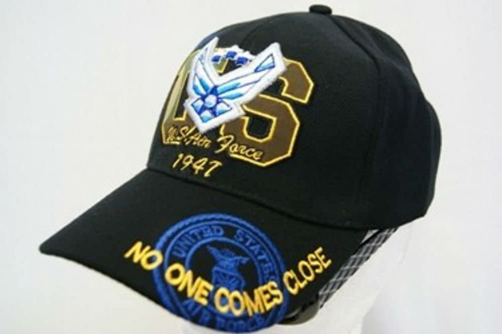 Air Force No One Comes Close Embroidered Baseball Cap Hat