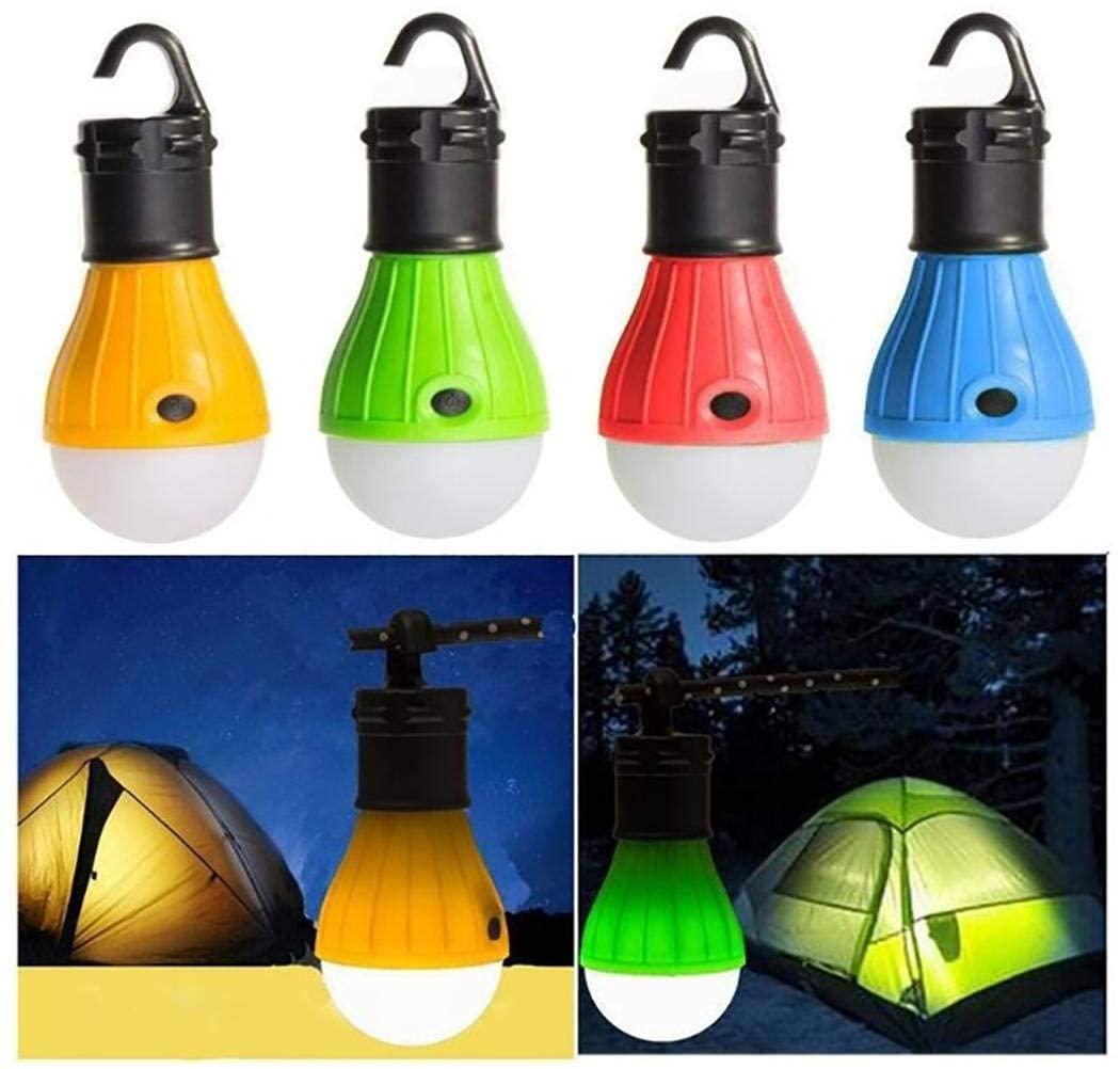 dalinana Camping Outdoor Multifunctional Tent Light Waterproof LED Emergency Light Lanterns
