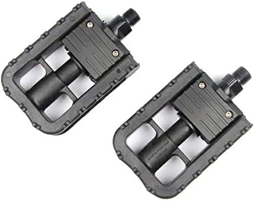 YYTL Foldable Bicycle Pedal Nylon Composite Pedals TB11